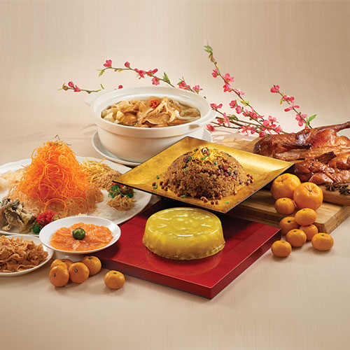 Prosperity Treasures Package A 桃苑兴隆珍品套餐 A (for 10 persons)