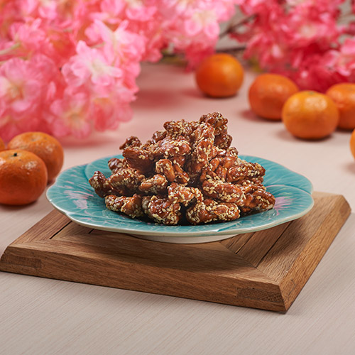 Candied Walnut