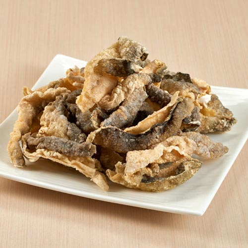 Fried Fish Skin <br/>(approx. 250g)