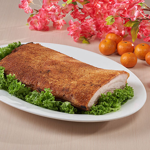 Roasted Crispy Pork (Chopped) <br/>(approx. 1 kg before roasting)