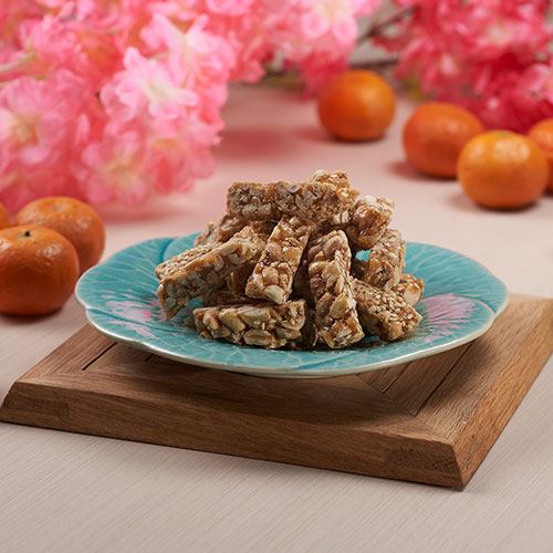 Chinese Sesame Peanut Candy